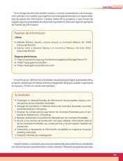 Geografía Sexto grado página 175