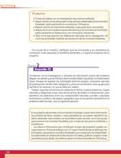 Geografía Sexto grado página 176