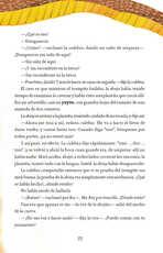 Lengua Materna Español Lecturas Sexto grado página 023