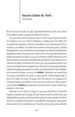 Lengua Materna Español Lecturas Sexto grado página 035