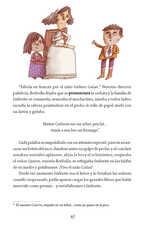 Lengua Materna Español Lecturas Sexto grado página 067