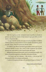 Lengua Materna Español Lecturas Sexto grado página 114