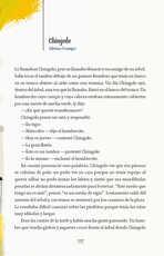Lengua Materna Español Lecturas Sexto grado página 117