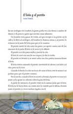 Lengua Materna Español Lecturas Sexto grado página 126