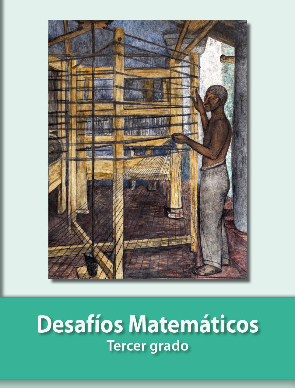 libro de desafios matematicos tercer grado contestado pdf