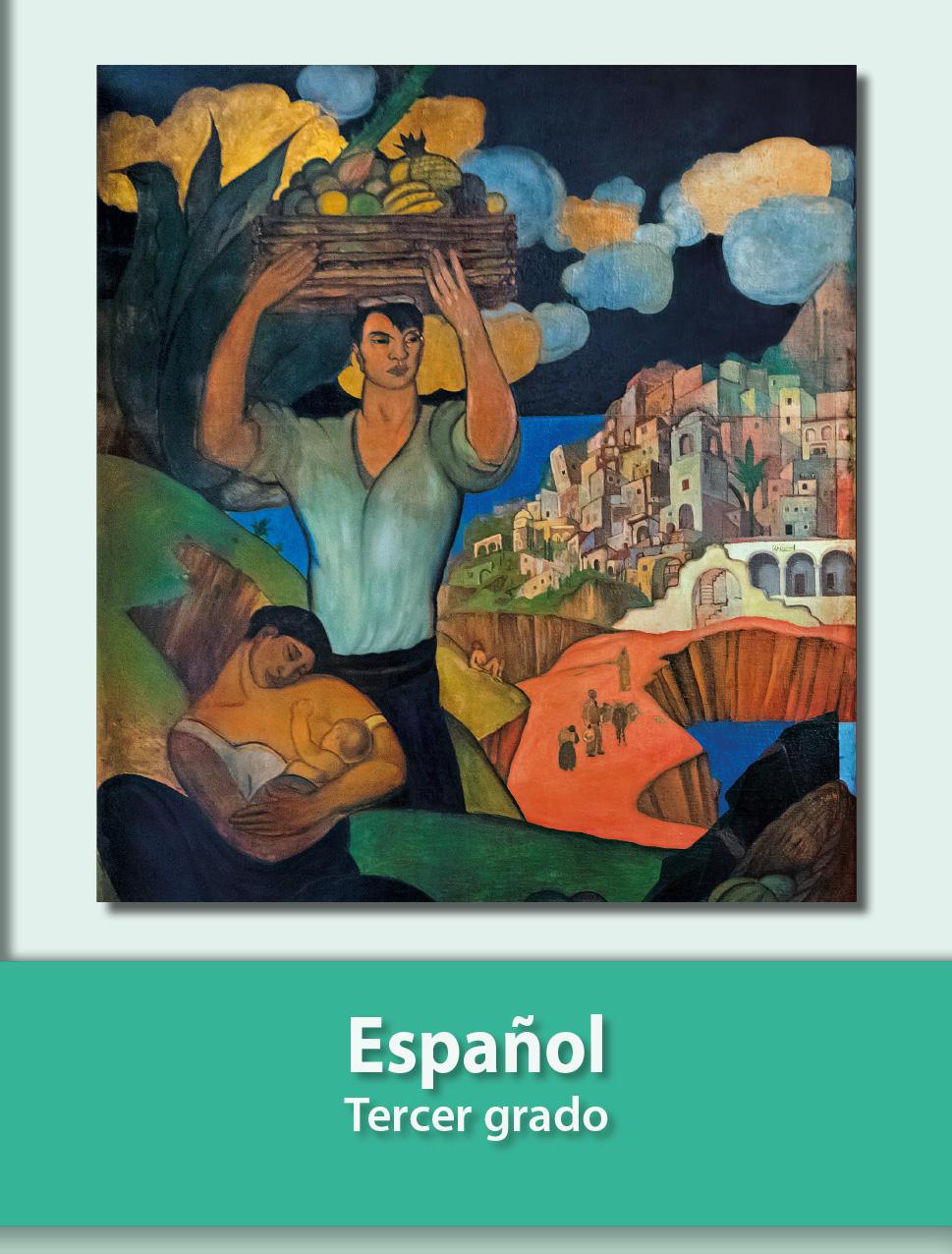 Español Tercer grado 2020-2021 - Libros de Texto Online