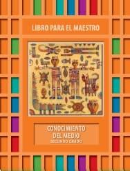 Conocimiento del Medio Libro para el Maestro Segundo grado 2018-2019