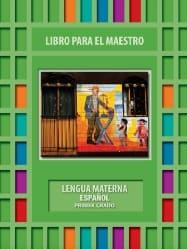 Lengua Materna Español LPM Primer grado 2018-2019