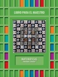 Matemáticas Libro para el Maestro Primer grado 2018-2019