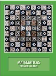 Matemáticas Primer grado 2018-2019