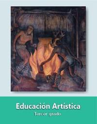 Educación Artística tercer grado 2019-2020