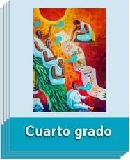 Libros de Texto Cuarto grado 2019-2020