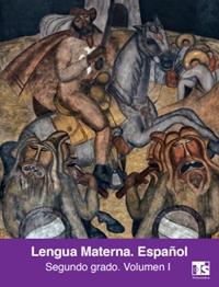 Lengua Materna Español Volumen 1 Segundo grado Telesecundaria 2019-2020