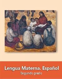 Lengua Materna Español segundo grado 2019-2020