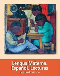 Lengua Materna Español Lecturas segundo grado 2019-2020