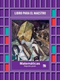 Matemáticas Libro para el Maestro Segundo grado Telesecundaria 2019-2020