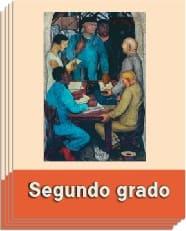 Libros de Texto Segundo grado 2019-2020