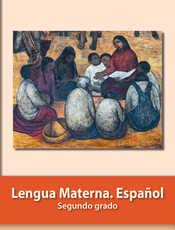 Lengua Materna Español Segundo grado 2020-2021