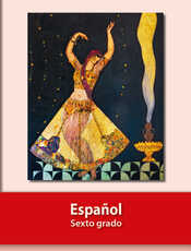 Español sexto grado 2020-2021