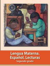 Lengua Materna Español Lecturas Segundo grado 2020-2021