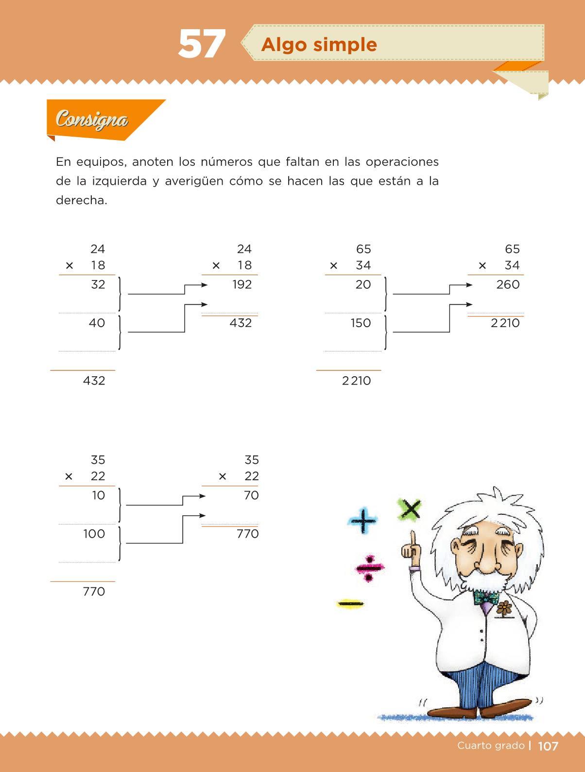 Desafíos Matemáticos libro para el alumno Cuarto grado 2016-2017 ...