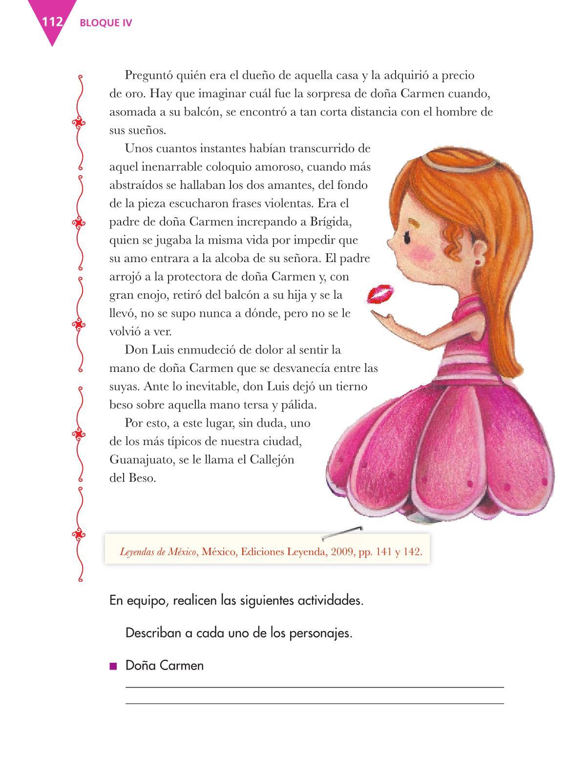 Español Cuarto grado 2016-2017 – Online | Libros de Texto Online ...