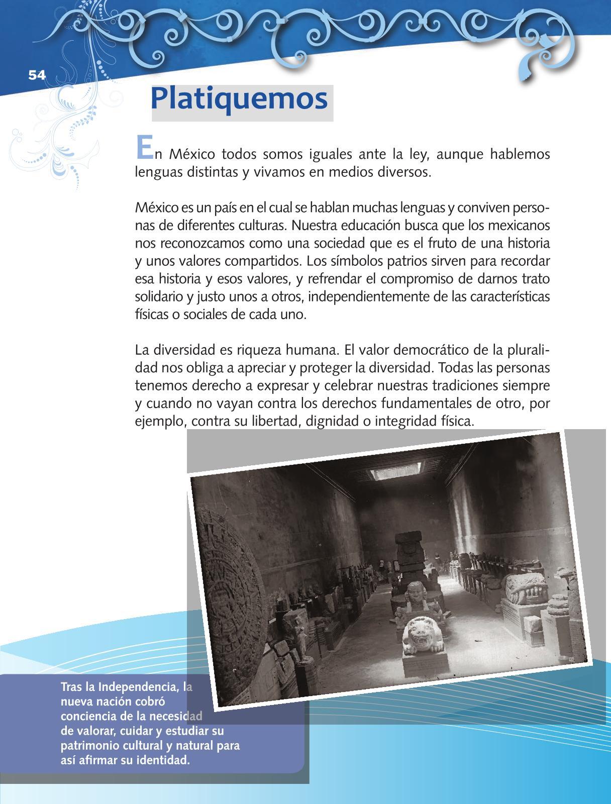 Formación Cívica y Ética Cuarto grado 2016-2017 - Online
