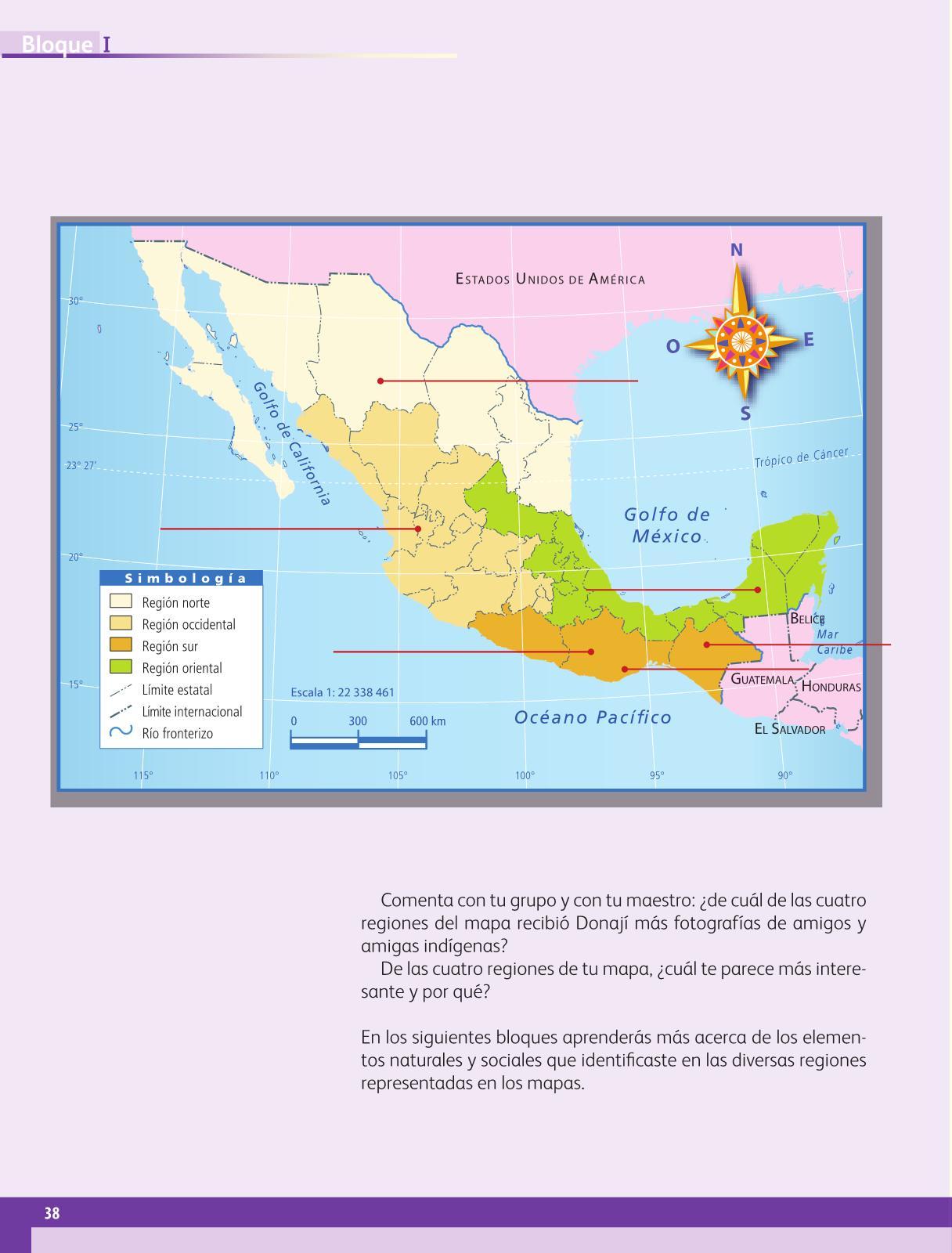 Libro Geografia 4 Grado 2016 2017 Geograf 237 A Cuarto
