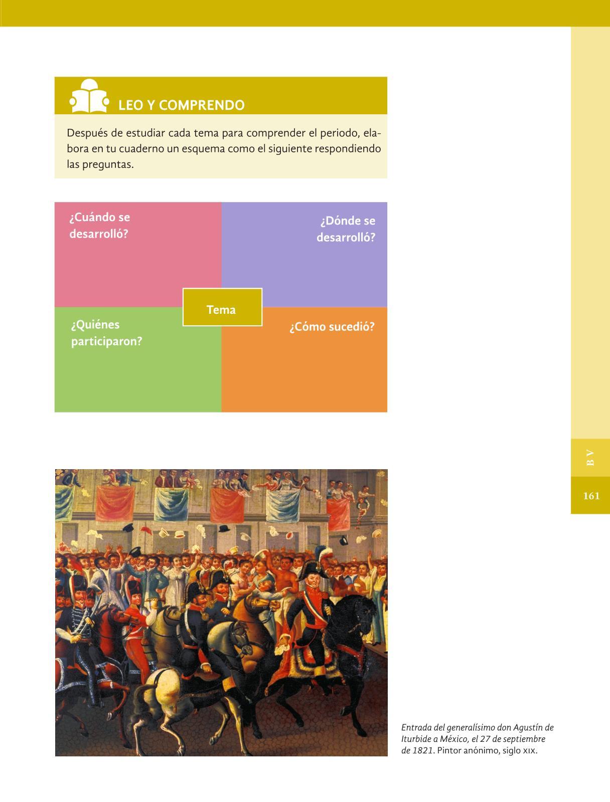Historia Cuarto grado 2016-2017 – Online | Libros de Texto Online ...