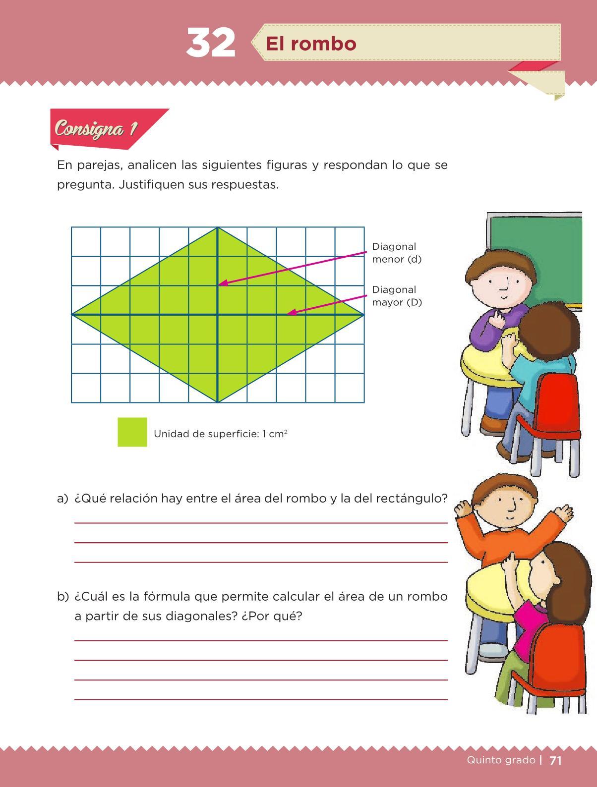 Desafíos Matemáticos Libro para el alumno Quinto grado