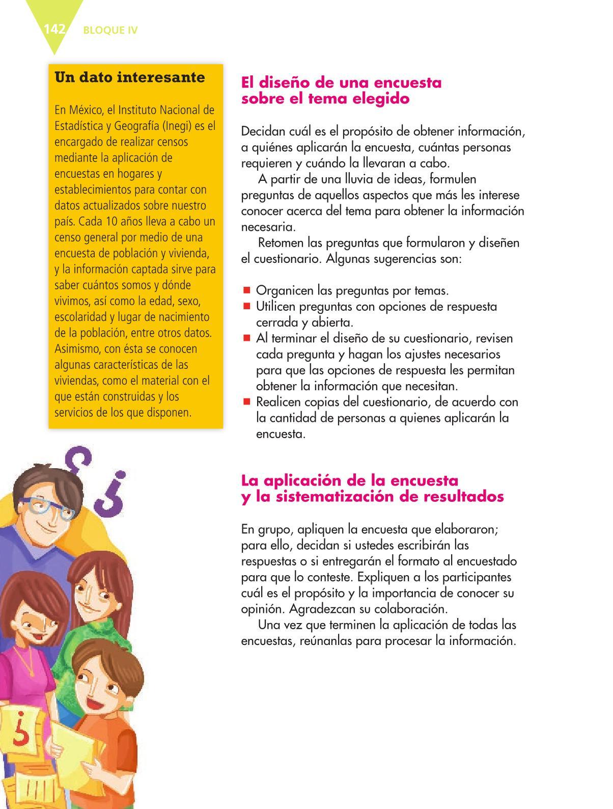 Español Libro para el alumnoquintoPagina 142