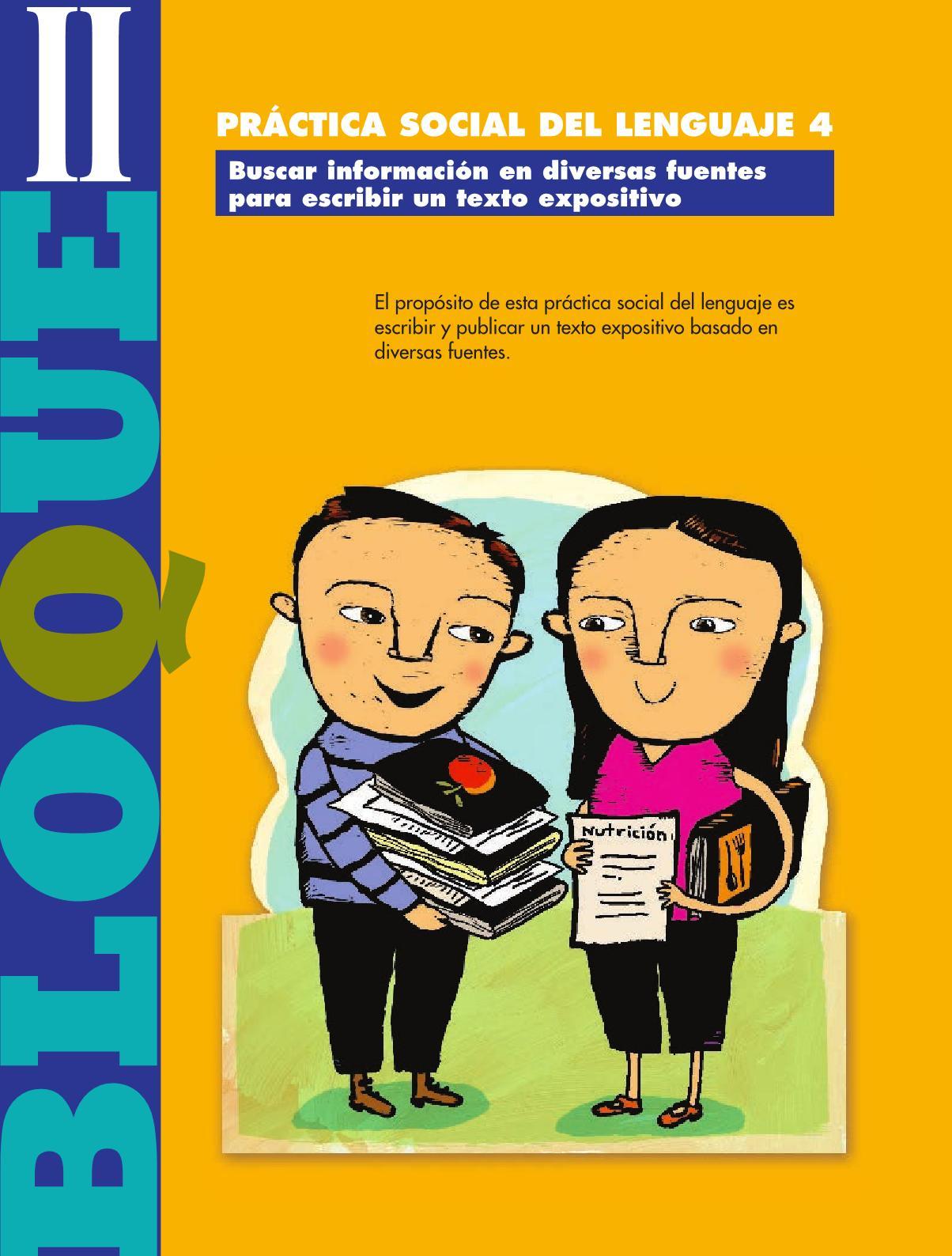Español Libro para el alumnoquintoPagina 38