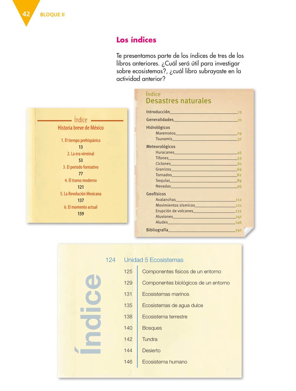 Español Libro para el alumnoquintoPagina 42
