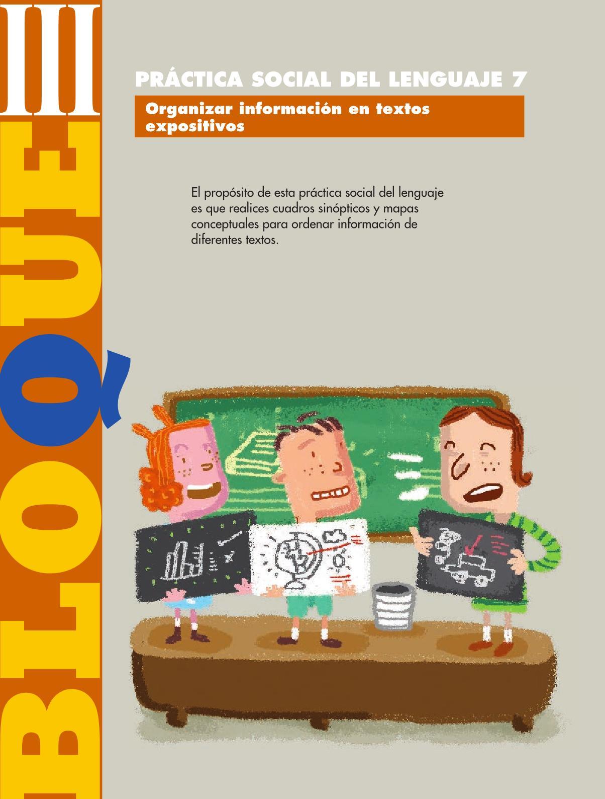 Español Libro para el alumnoquintoPagina 76