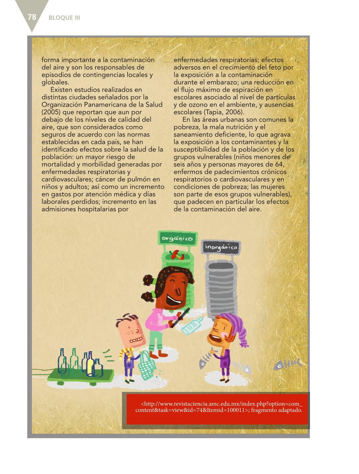 Español Libro para el alumnoquintoPagina 78