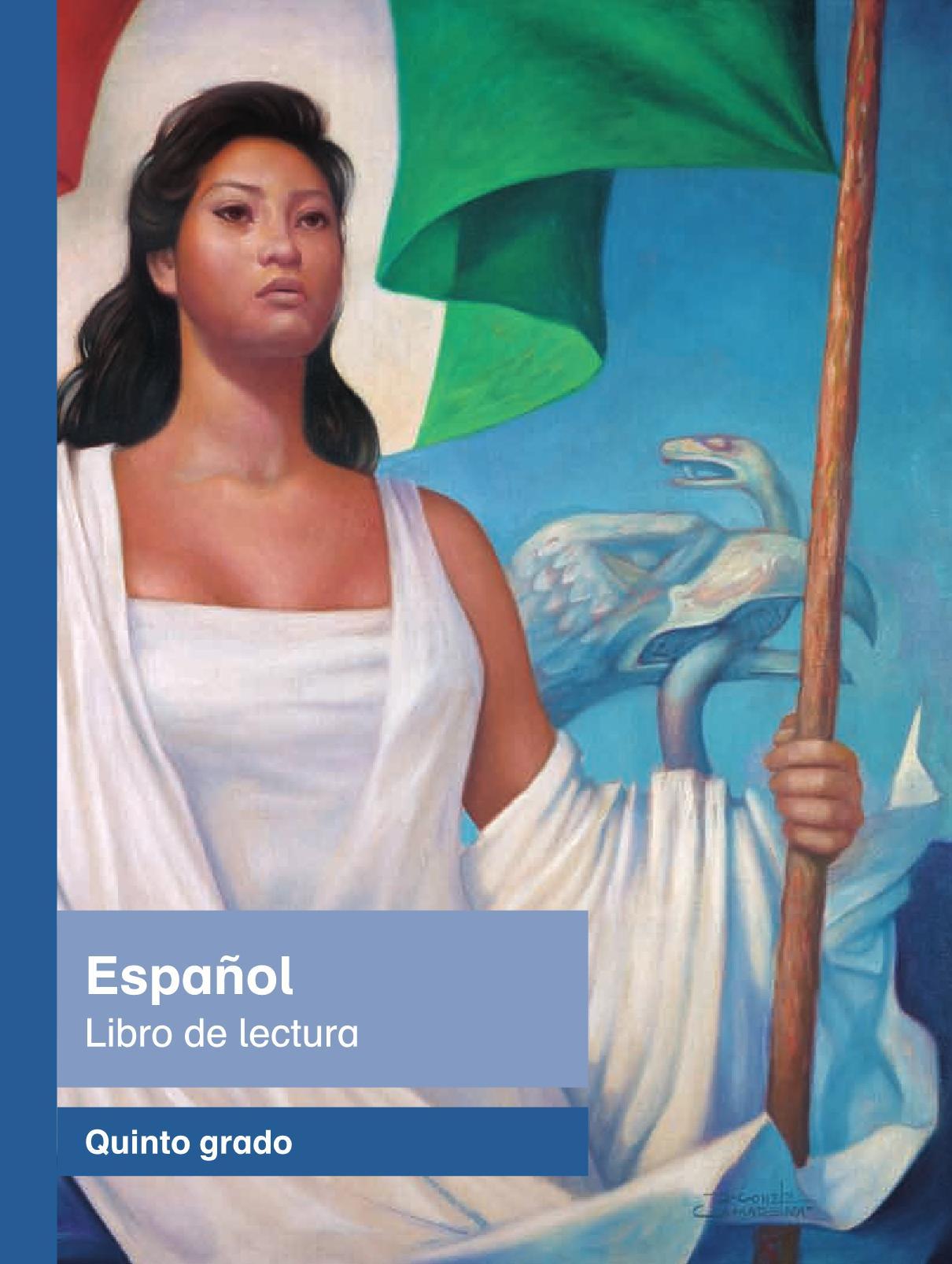 Español LecturasquintoPagina 1
