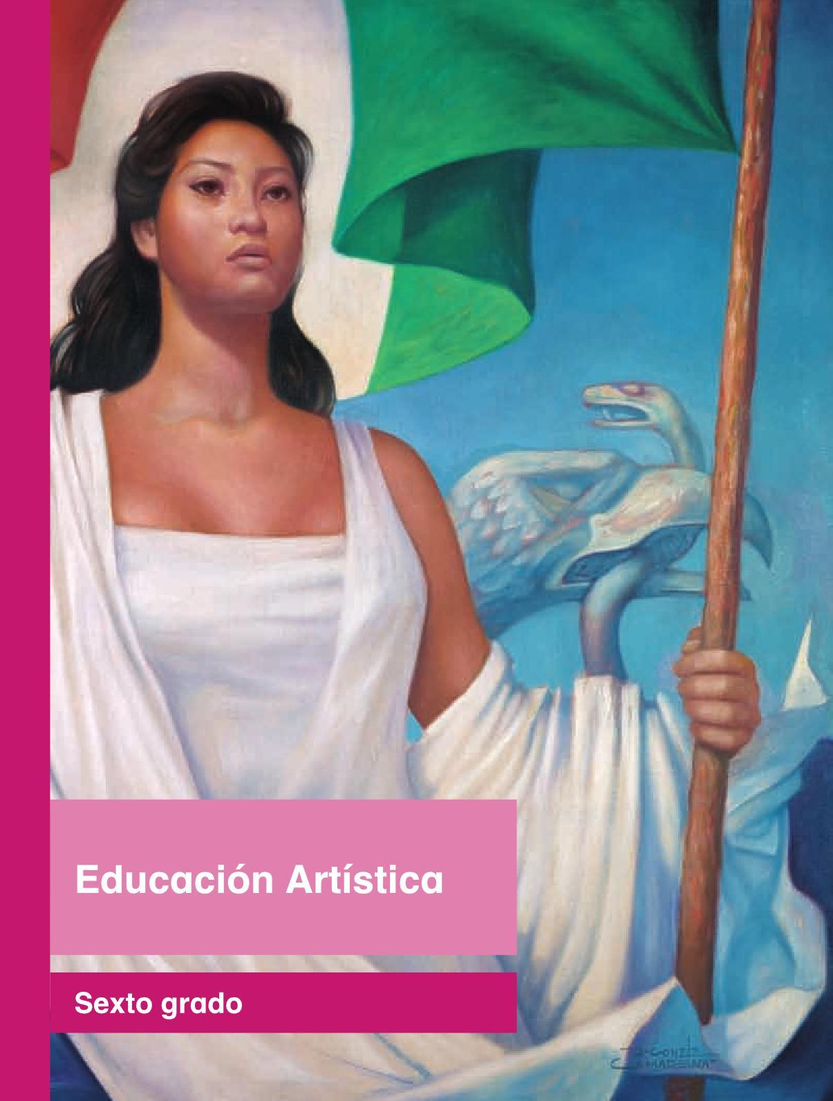 Educación ArtísticasextoPagina 1