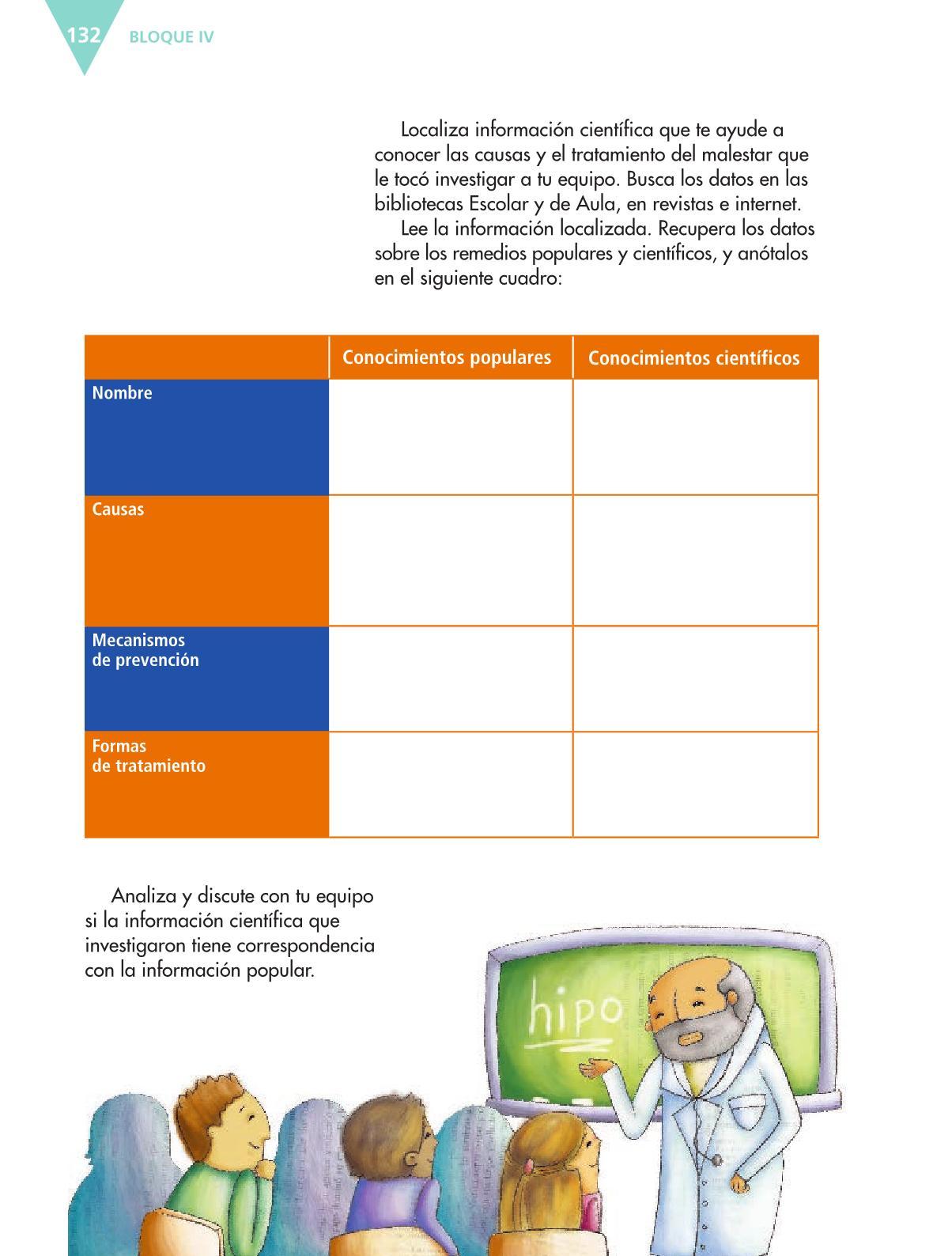 Español Sexto grado 2016-2017 - Online   Libros de Texto ...