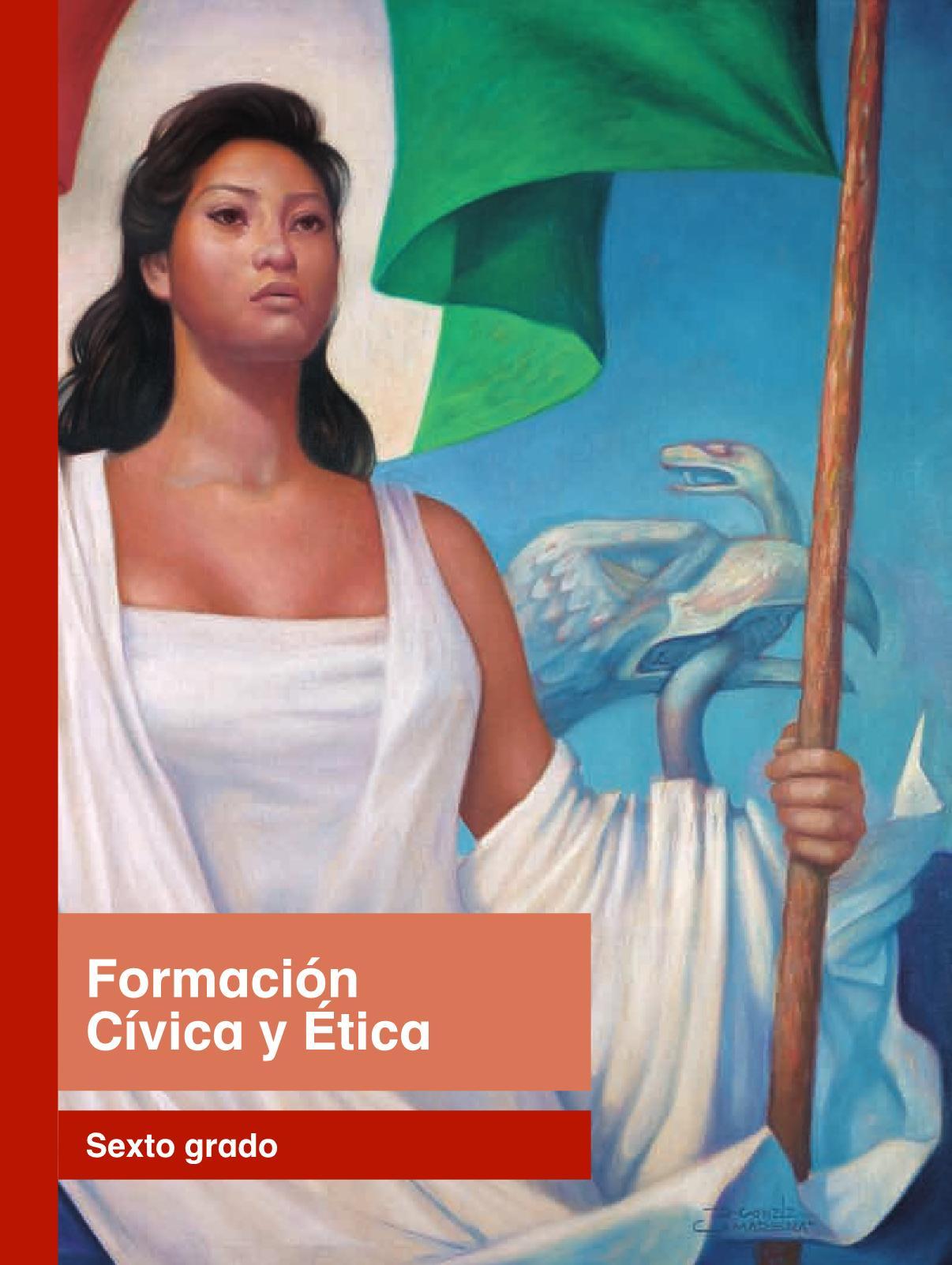 Formación Cívica y ÉticasextoPagina 1