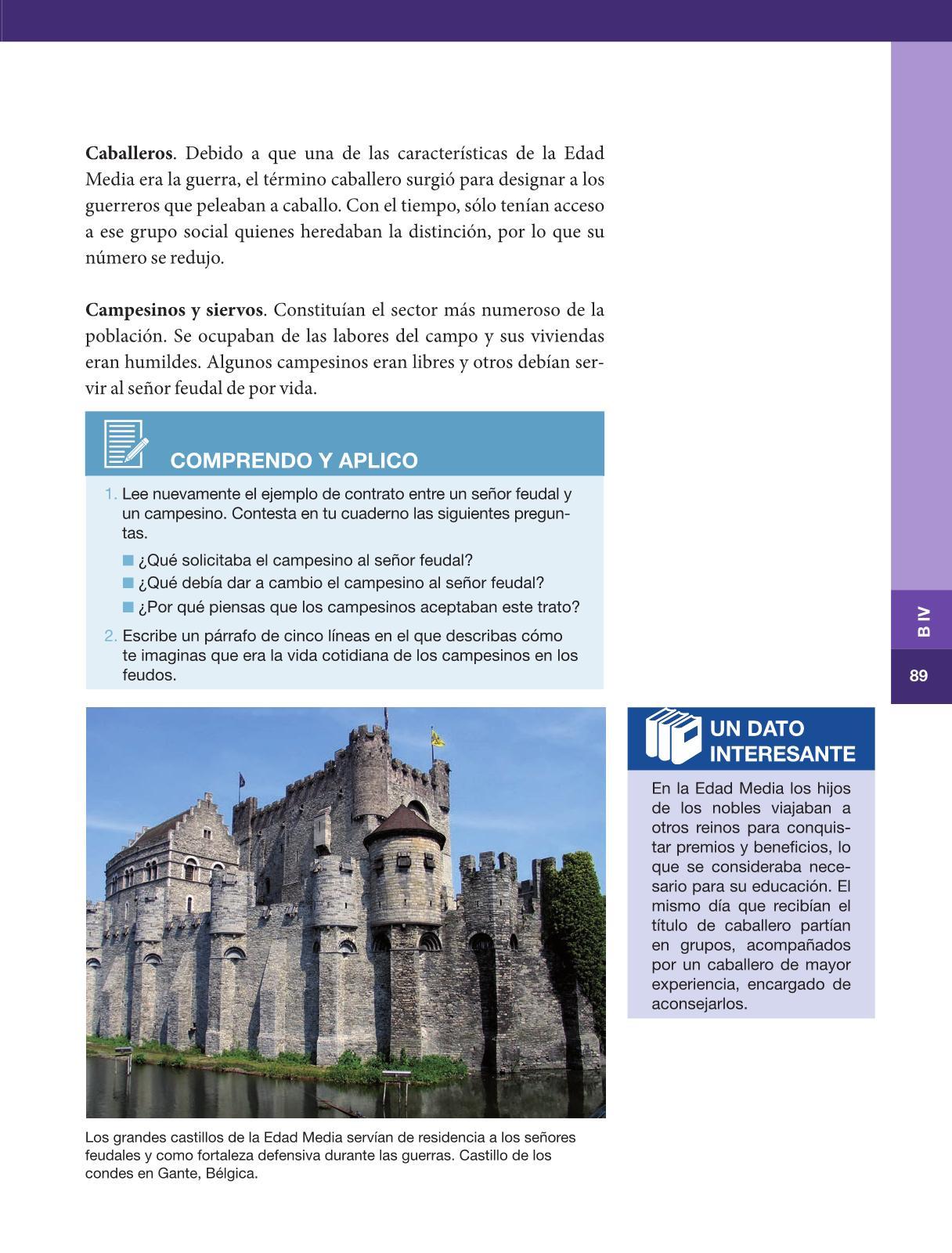 Historia Sexto grado 2016-2017 - Online - Página 36 de 136