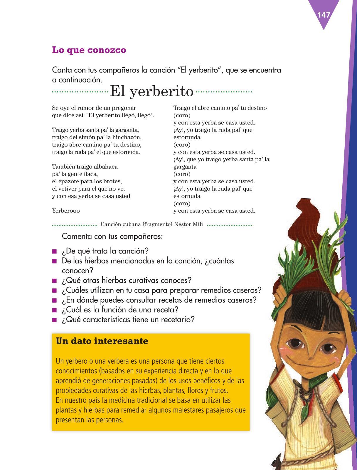 Español Tercer grado 2016-2017 – Online   Libros de Texto