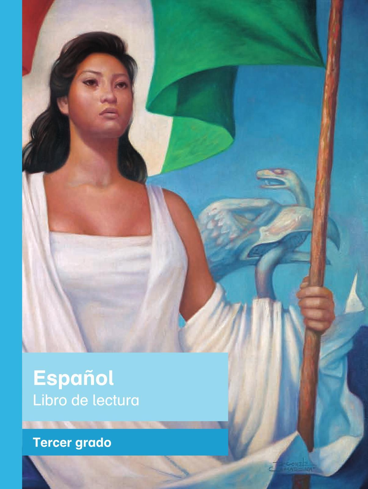 Español LecturasterceroPagina 1