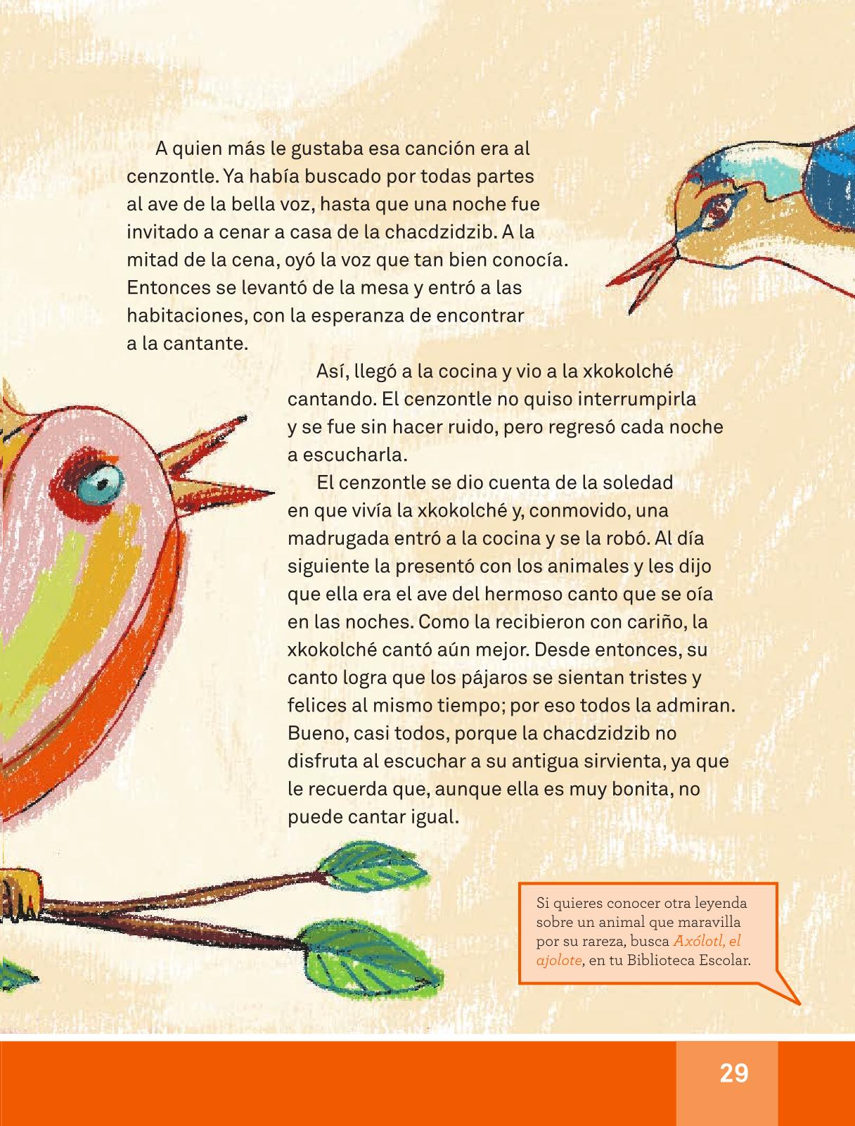 libro de español tercer grado 2017 2018 pdf