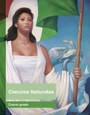 Libro Ciencias Naturales cuarto grado Página 1