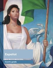 Libro Español cuarto grado Página 1