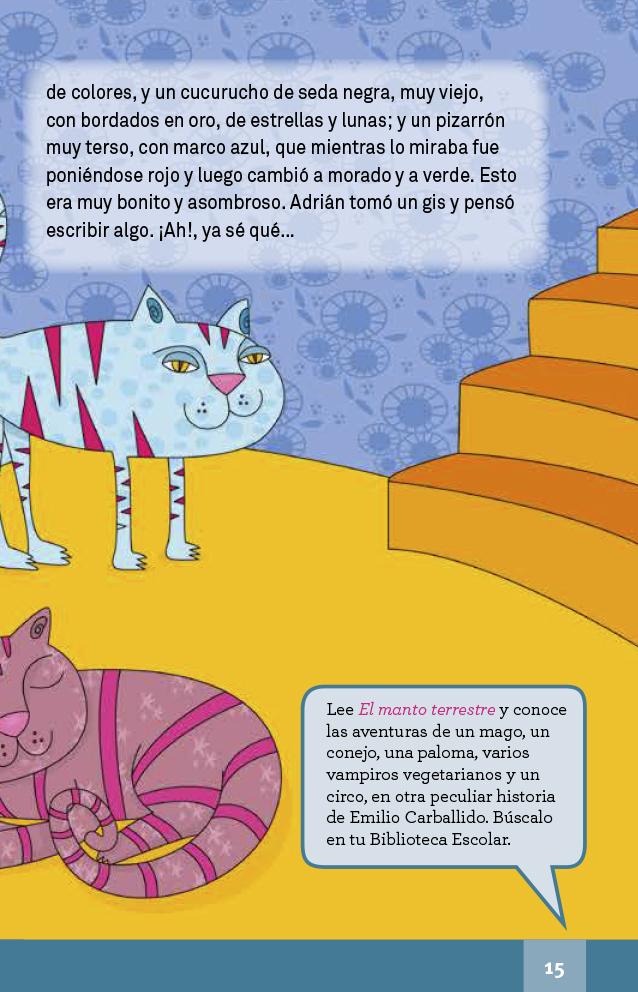 Español libro de lectura Cuarto grado 2017-2018   Libros de Texto ...