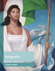 Libro Geografía cuarto grado Página 1