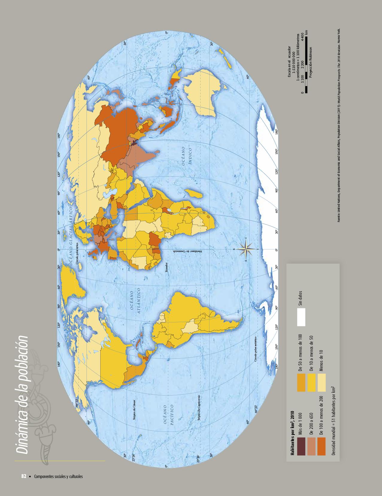 Atlas De Geografia Del Mundo Quinto Grado 2017 2018 Pagina 82 De 122 Libros De Texto Online