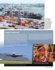 Libro Atlas de geografia del mundo quinto grado Página 105