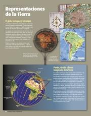 Libro Atlas de geografia del mundo quinto grado Página 18